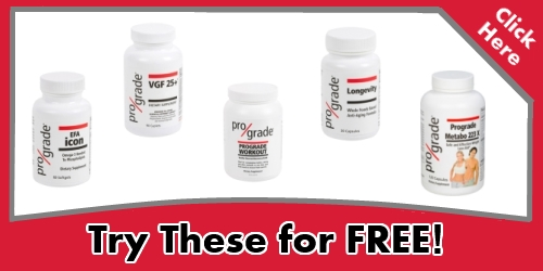 Try Prograde Supplements for Free Here