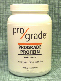 Prograde Best Whey Protein Powder Bottle
