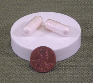 Prograde Nutrition BCAA capsules
