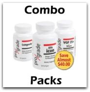 Prograde Nutrition Combo Packs