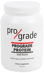 Prograde Protein - Best Whey Protein Powder Naturally Sweetened with Stevia