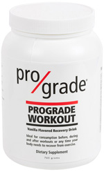 Prograde Nutriton Pre & Post Workout Recovery Drink